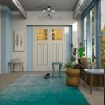 Středomořský styl - vzdušné a projasněné bydlení