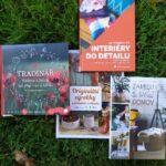 Tipy na knihy pro milovníky zahrad a bydlení
