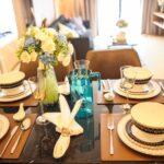 Jak vybrat jídelní stůl do malé kuchyně